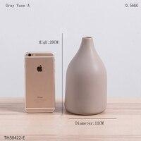 Gray Vase A
