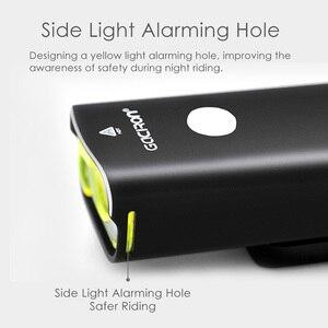 Image 4 - Фсветильник светильник на руль велосипеда Gaciron, 800 лм, 5 режимов, 2500 мА · ч, IPX6