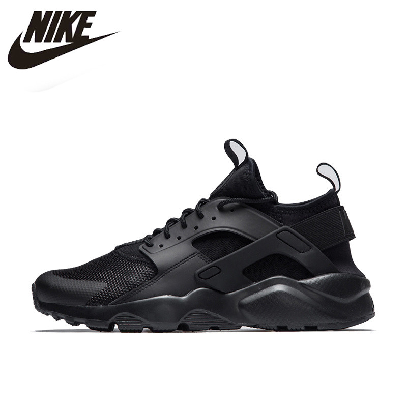 NIKE Sneakers Cushioning Outdoor-Shoes Classic Sports Air-Huarache Women's Authentic