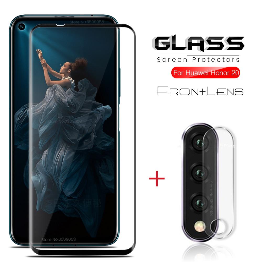 2-in-1 Honor20 Glass Camera Lens Film Protective Glasses On Honer Honor 20 Lite Light Pro 20lite 20pro 20s 20i View20 View 20 I
