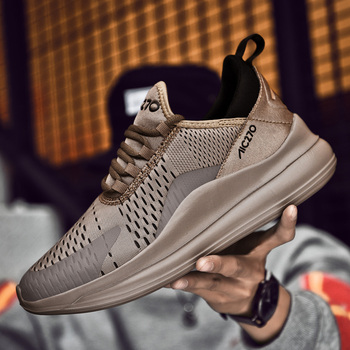 QUAOAR Shoes Men Sneakers Flat Male Casual Shoes Comfortable Running Men Footwear Breathable Mesh Sports Tzapatos De Hombre 26