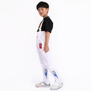 Fencing pants fencing equipment fencing suit thickened anti-stab CE certification can participate in 350N