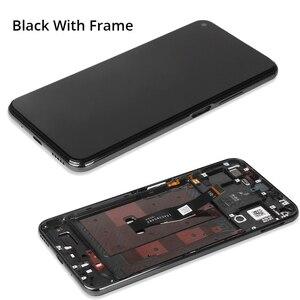 Image 2 - תצוגה עבור Huawei Honor 20 LCD תצוגת מסך מגע 100% חדש Digitizer עצרת מסך על עבור Honor20 YAL L21 YAL AL00 תצוגה