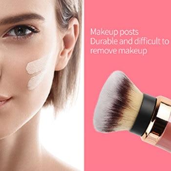 Practical Electric Puff Pore Cleaner Blush Powder Vibrating Makeup Brush Beauty Makeup Tool 2