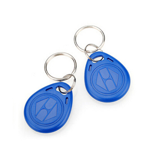 10PCS RFID Sensor Proximity IC Key Tags Keyfobs Token NFC TAG Keychain For Arduino for Access Control Attendance 13.56MHz