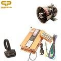 1 комплект  универсальный 400 Вт беспроводной звуковой сигнал  18 звуковых сигналов  Мегафон  автомобильная сигнальная лампа