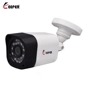 Image 1 - 키퍼 1mp ahd 아날로그 고화질 감시 적외선 카메라 720 p ahd cctv 카메라 보안 야외 총알 카메라