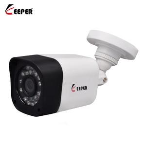 Image 1 - Keeper 1MP AHD Analog High Definition Surveillance Infrared Camera 720P AHD CCTV Camera Security Outdoor Bullet Cameras