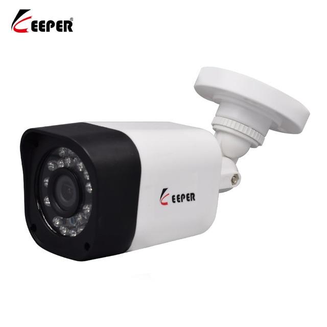 Keeper 1MP AHD Analog High Definition Surveillance Infrared Camera 720P AHD CCTV Camera Security Outdoor Bullet Cameras