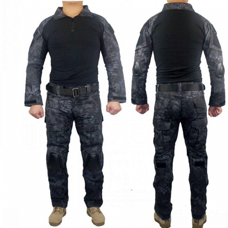 Камуфляжная маска Kryptek «Тифон» для страйкбола G2, армейская Военная униформа, тактическая BDU камуфляжная Мужская страйкбольная снайперская