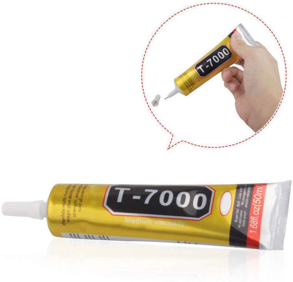 T7000 15ml Handicraft DIY Liquid Glue Jewelry Crafts Crystal Rhinestone Phone Screen Repair Super Strong Adhesive Glue