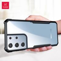 para Funda Galaxy S21 Ultra protectora para teléfono Galaxy S21 Ultra, funda Xundd Airbag para Samsung S20 FE S8 S9 S10 Plus Ultra