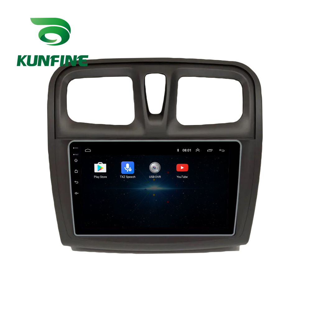 Android Car DVD GPS Navigation Multimedia Player Car Stereo For Renault sandero symbol 2017 Radio Headunit 4