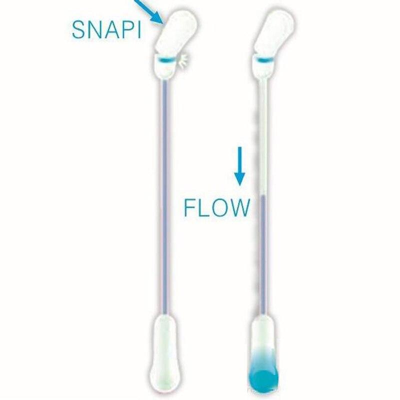 Cotton Swab Oil-Swabs-Stick Vitamin-E Teeth-Whitening Moisture-Use Disposable 50pcs Lip