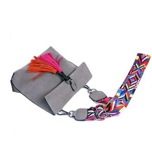 Image 5 - Da PU Túi Đeo Vai Nữ Cao Cấp Túi Xách Túi Nữ Thiết Kế Bolso Mujer Sắc Một Chính Femme Torebki Damskie Dames tassen