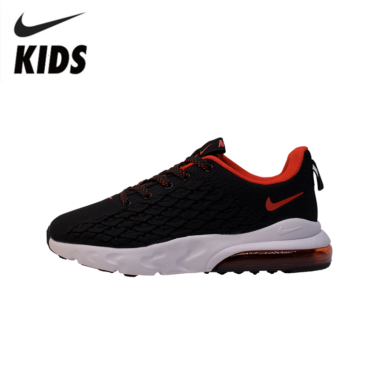 Nike Kids Shoes New Arrival Children Running Shoes Lightweight Sports Outdoor Comfortable Sneakers #849558