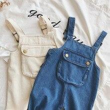 Весна и осень, детская одежда из Южной Кореи, брюки для маленьких девочек, для мальчиков 1-2-3-4 лет, модная новинка на весну и осень