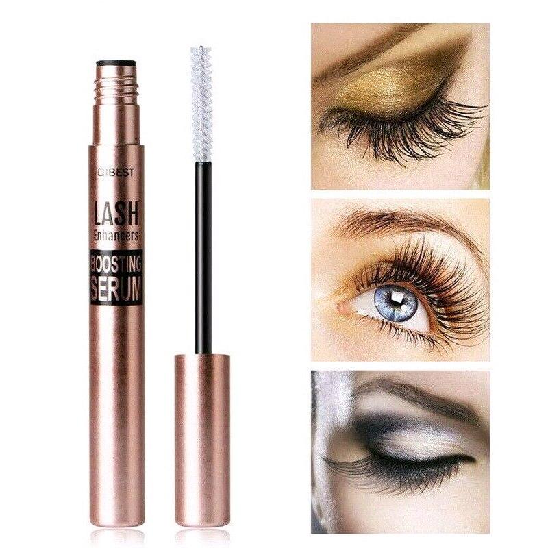 Eyelash Enhancer Eyelash Serum Eyelash Growth Serum Treatment Natural Herbal Medicine Eyelashes Mascara Lengthening Longer TSLM1