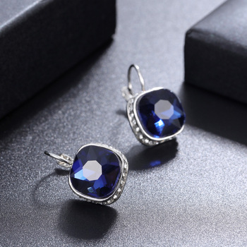 Round Vintage Drop Earrings Earrings Jewelry Women Jewelry Metal Color: EH1600