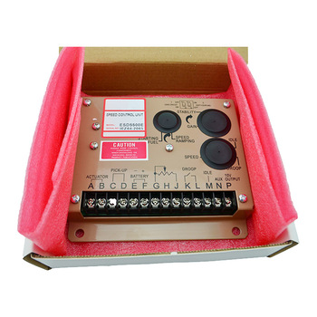 Engine Speed Control Governor ESD5500E for Diesel Generator some parts Made in Germany  Unit Controller with double capacitors цена 2017