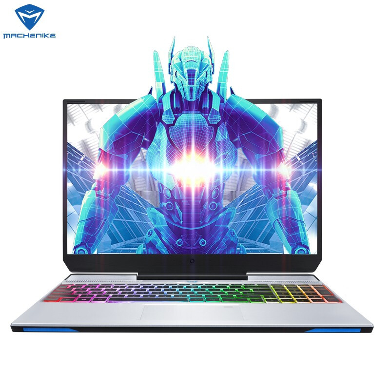 Machenike F117-VD1 Gaming Laptop (Intel Core I7-9750H+RTX2060 6G+8G RAM+512G SSD+1T+144Hz) Machenike-brande Notebook