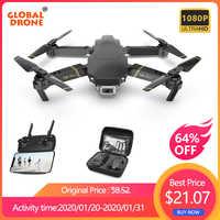 Zangão global exa dron com câmera hd 1080 p zangão de vídeo ao vivo x pro rc helicóptero fpv quadrocopter drones vs drone e58 e520
