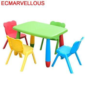 Scrivania Per Avec Chaise Tavolo Bambini Silla Y Infantiles Kindergarten Study Bureau Enfant Kinder Mesa Infantil Children Table