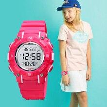 TurnFinger Children% 27s Электроника Часы Мода Тенденция Роскошь Многофункциональность Спорт Открытый Цветной Светодиод Ночь Свет Горячие Распродажа