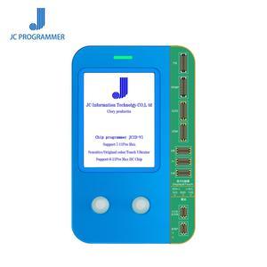 Image 3 - JC V1s v1 For iphone 7 11ProMax Photosensitive Original Color Touch Shock Baseband Logic Almighty Battery Fingerprint Programmer