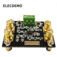 THS4131 Modul Voll Differential Verstärker Modul Single Ended zu Differential Single Ended Eingang Doppel Ended Ausgang Niedrigen lärm