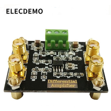 THS4131 Module Fully Differential Amplifier Module Single Ended to Differential Single Ended Input Double Ended Output Low Noise