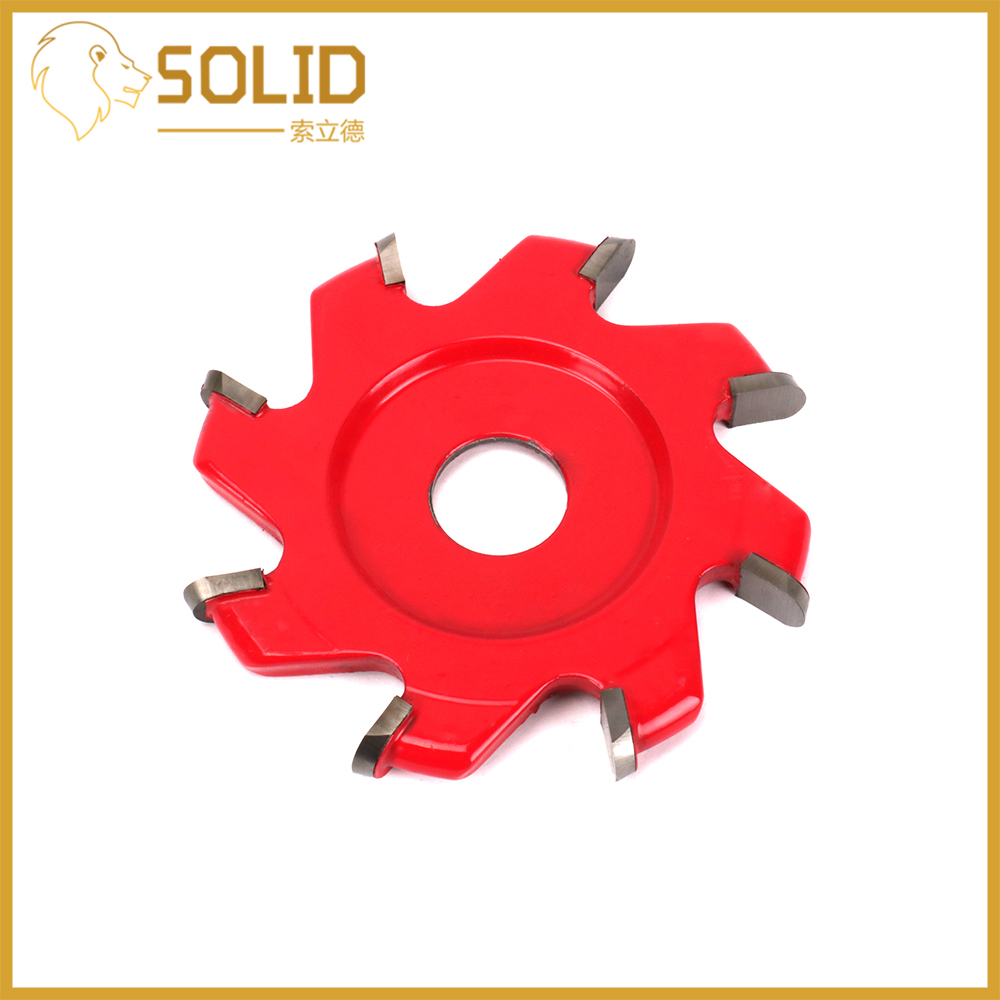Circular Saw Blade 95mm 8/12T 90 Degree U Type Slot Cutter For Aluminum Plastic Plate Multitool Blades Wood Carving Disc 1Pc