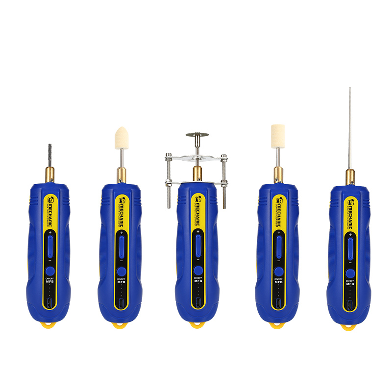 Mechanic Ir10 Pro 6 In 1 Oca Glue Remover Lcd Screen Glue Cleaning Grinding Cutting Machine Rechargeable Adhesive Removal Tool