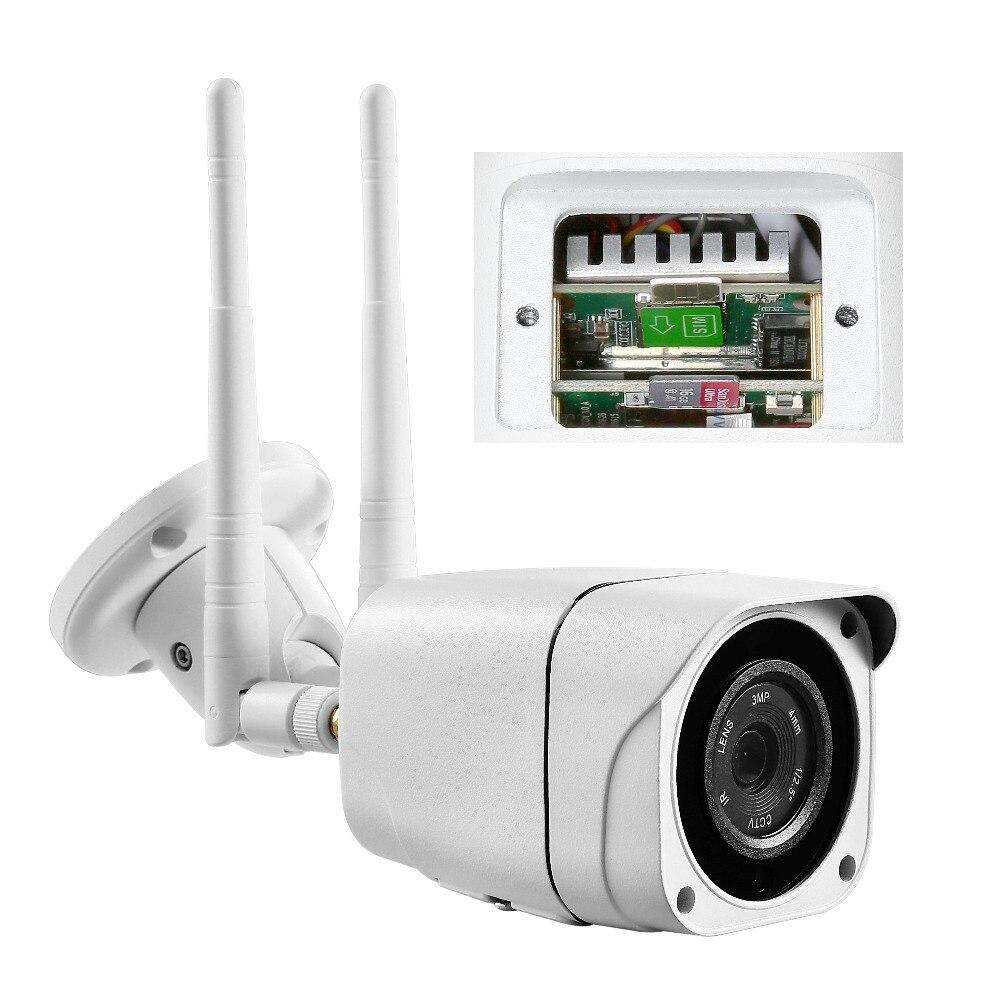 Nouveau mini petit 3G 4G carte SIM IP caméra sans fil WiFi sécurité extérieure Support TF carte 128gb étanche camhi APP