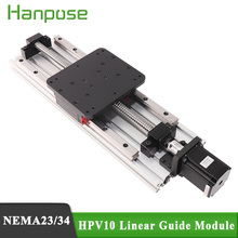 SFU1605 HPV10 NEMA34 23 Stepper motor Linear guides module HGH20 router kit Reprap 3D printer sapre parts