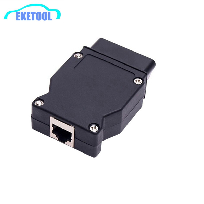 For BMW OBD2 16Pin Plug OBD OBD2 Interface For MW Enet Ethernet To OBD 2 Interface E-SYS ICOM Coding F-Series Interface Adapter