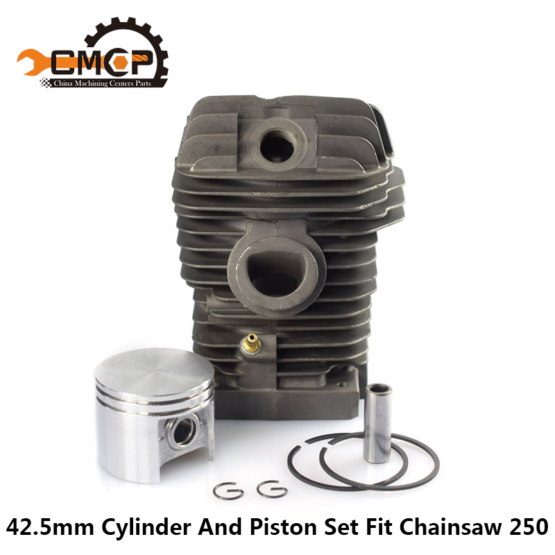 1pc 42.5mm Diameter Cylinder And Piston Set For STIHL Chainsaw 250 Gasoline Chainsaw Parts