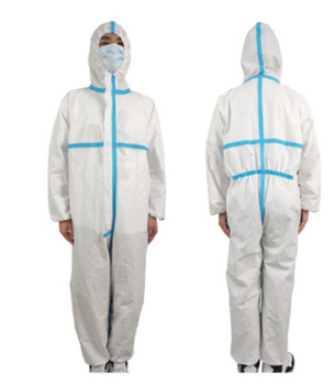 Anti Bacterial and Anti Epidemic Medical Protective Clothing for Hospital Staff and Patients