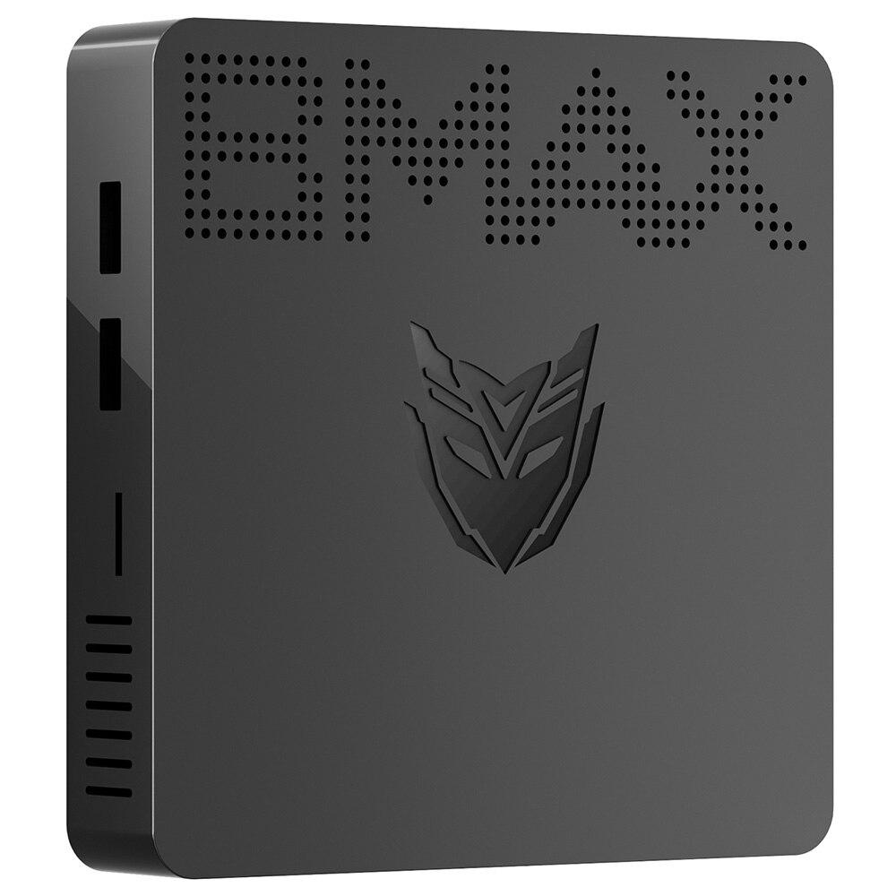 Original BMAX B1 Mini PC Intel Celeron N3060 Windows 10 4GB RAM 64GB EMMC 2.4GHz+5GHz Dual WiFi 1000Mbps BT4.2 Support 4K