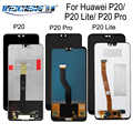 Per Huawei P20 EML-L09C EML-L29C/P20 Lite Nova 3e/P20 Pro CLT-L09 CLT-L29 Display Lcd + Touch Screen digitizer Assembly