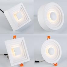 Zerouno Moderne Led Licht Lamp Speciale Techniek Verlichting Lamp 6W 12W Verzonken Dunne Hoge Lumen Home Tentoonstelling Mall verlichting