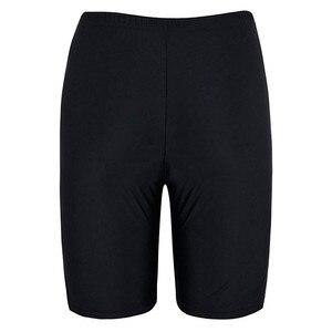 Women Sport Sunscreen Elastic Bathing Bottom Skinny Swim Shorts Trunks 2019 New Arrival Summer Beach Wear Swimsuit Swimwears