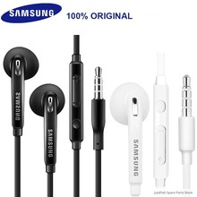 Oryginalne słuchawki SAMSUNG EG920 Note3 słuchawki przewodowe z mikrofonem do Samsung Galaxy S6 S7 S7 edge S8 S9 S9 + telefony komórkowe