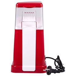 220V Useful Vintage Retro Electric Popcorn Popper Machine Home Party Tool EU Plug