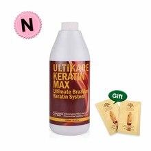 Brasil Chocolate Keratin 5% Formalin 1000ML Điều Trị Tóc Duỗi Thẳng & Mịn Màng Bình Thường Xoăn Tóc Sản Phẩm Miễn Phí Vận Chuyển
