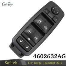 Für Dodge Journey Nitro 2008-2012 Jeep Liberty Power Master Fenster Schalter 4602632AG 4602632AH 4602632AF 4602632AD 4602632AC