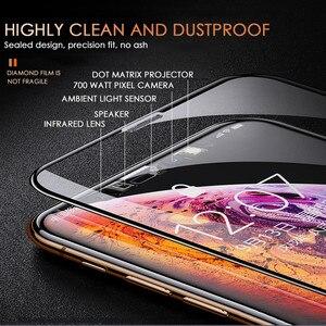 Image 5 - מזג זכוכית עבור iPhone 11 8 7 6 5 בתוספת X XR XS מקס זכוכית iphone 11 פרו מקסימום מסך מגן מגן זכוכית על iphone 11 פרו