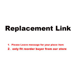 Replenishment link or Reorder Link
