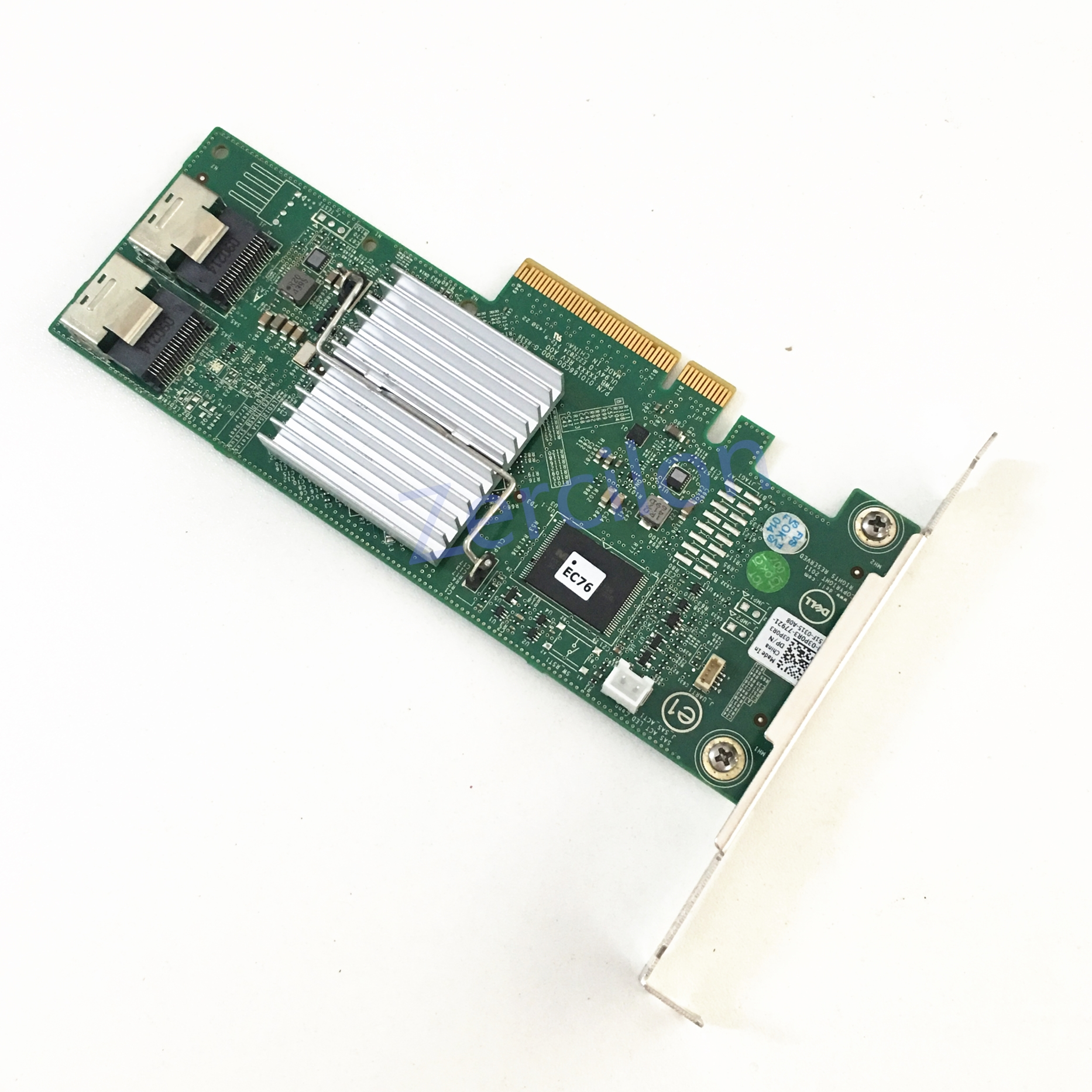 Image 4 - Used original Dell Perc H310 SATA / SAS HBA Controller RAID 6Gbps