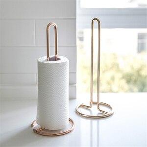 Image 1 - Подставка для полотенец из нержавеющей стали под розовое золото